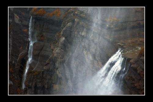 Monte Santiago, cascada (2. Bildumarik onena -i-)