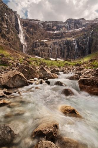 Cascada Gavarnie